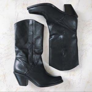 Dingo Leather Boots